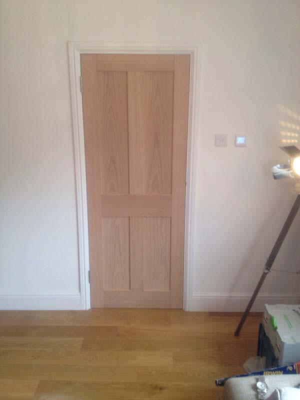 Bespoke Joinery of Wooden Doors & Fire Doors
