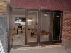 Bi-fold Doors and Frames