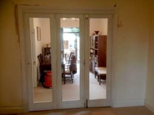 Bi Fold Doors / Frames