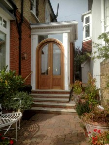 London Bespoke Wooden Doors and Fire Doors