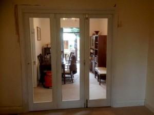London Bi-fold Doors and Frames