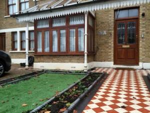 London Double Glazed Wooden Windows